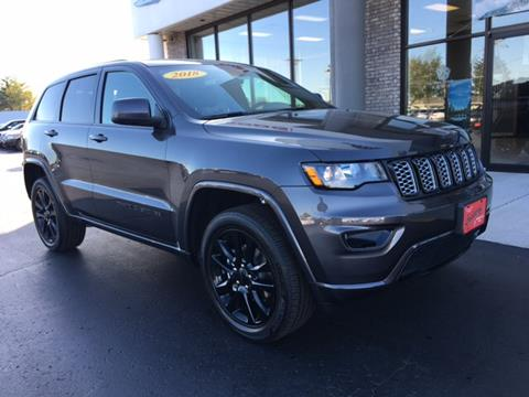 2018 Jeep Grand Cherokee for sale in Reedsburg, WI