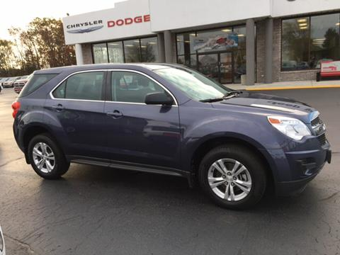 2014 Chevrolet Equinox for sale in Reedsburg, WI