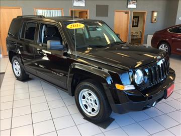 2016 Jeep Patriot for sale in Reedsburg, WI