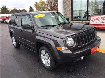 2017 Jeep Patriot for sale in Reedsburg, WI