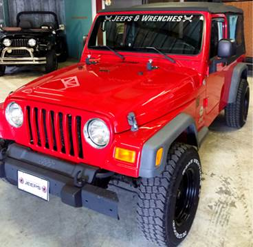 2006 Jeep Wrangler for sale at Gulf Coast Jeeps LLC in Panama City Beach FL