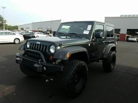2011 Jeep Wrangler for sale at Gulf Coast Jeeps LLC in Panama City Beach FL