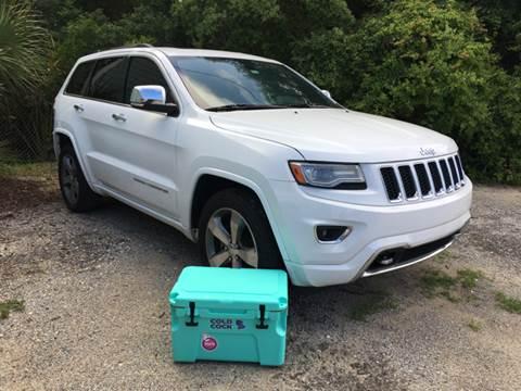 2014 Jeep Grand Cherokee for sale at Gulf Coast Jeeps LLC in Panama City Beach FL