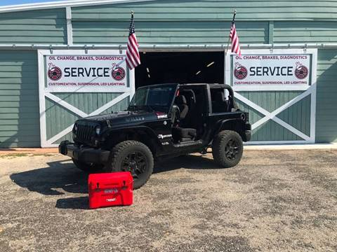 2014 Jeep Wrangler for sale in Panama City Beach, FL
