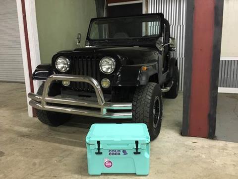 1982 Jeep CJ-7 for sale in Panama City Beach, FL