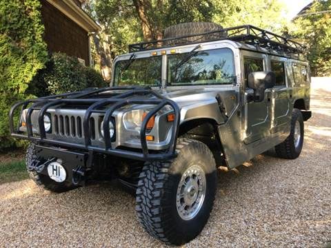 2002 HUMMER H1 for sale in Panama City Beach, FL