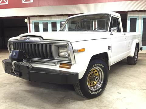 1982 Jeep J-10 Pickup for sale in Panama City Beach, FL