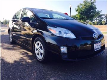 2010 Toyota Prius for sale at Titanium Motors in Sacramento CA