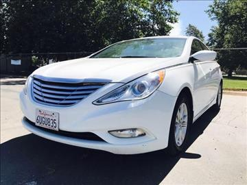 2012 Hyundai Sonata for sale at Titanium Motors in Sacramento CA