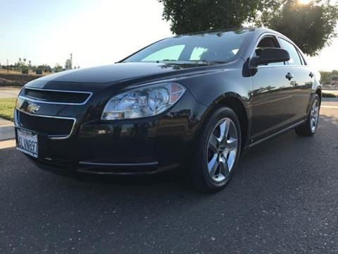 2010 Chevrolet Malibu for sale at Titanium Motors in Sacramento CA