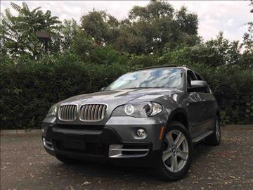 2007 BMW X5 for sale at Titanium Motors in Sacramento CA