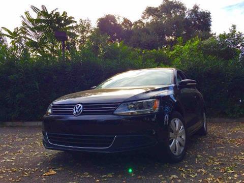 2013 Volkswagen Jetta for sale at Titanium Motors in Sacramento CA