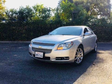 2011 Chevrolet Malibu for sale at Titanium Motors in Sacramento CA