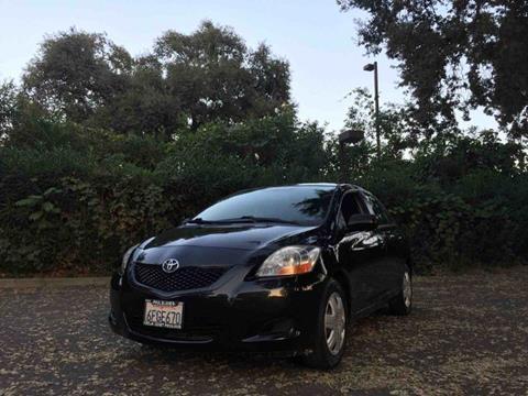 2009 Toyota Yaris for sale at Titanium Motors in Sacramento CA