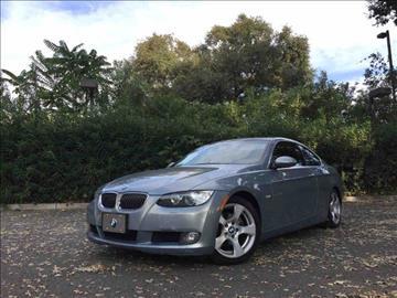 2007 BMW 3 Series for sale at Titanium Motors in Sacramento CA
