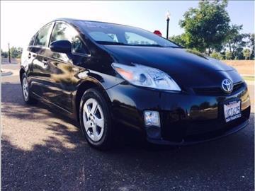 2010 Toyota Prius for sale at Titanium Motors in Sacramento CA