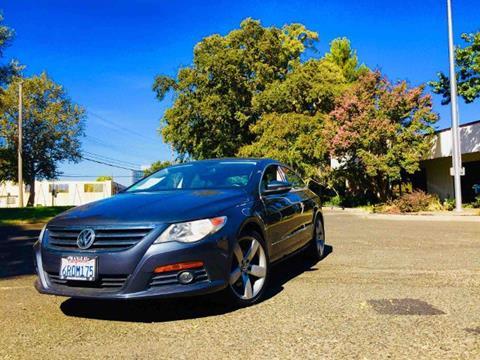 2012 Volkswagen CC for sale at Titanium Motors in Sacramento CA