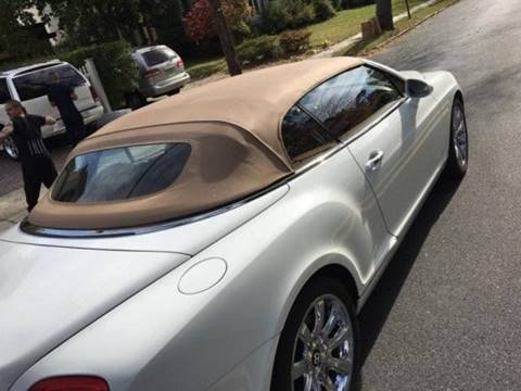 2008 Bentley Continental for sale in Media, PA
