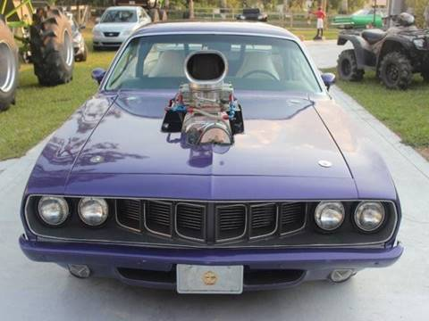 1971 Plymouth Barracuda for sale in Media, PA