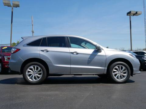 2017 Acura RDX for sale at GRANITE RUN PRE OWNED CAR AND TRUCK OUTLET in Media PA