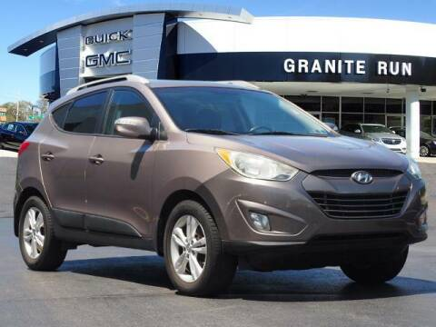 2013 Hyundai Tucson for sale at GRANITE RUN PRE OWNED CAR AND TRUCK OUTLET in Media PA