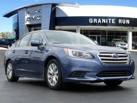 2017 Subaru Legacy for sale at GRANITE RUN PRE OWNED CAR AND TRUCK OUTLET in Media PA