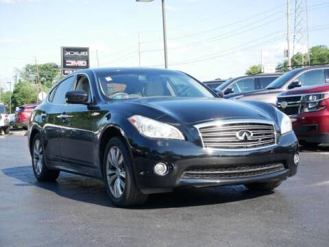 2013 Infiniti M37 for sale at GRANITE RUN PRE OWNED CAR AND TRUCK OUTLET in Media PA