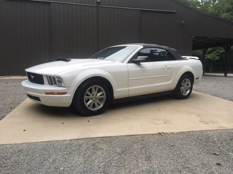 2006 Ford Mustang for sale in Vilonia, AR