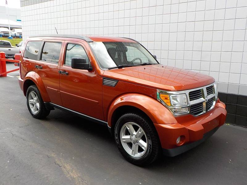 2008 Dodge Nitro for sale at C & C MOTORS in Chattanooga TN