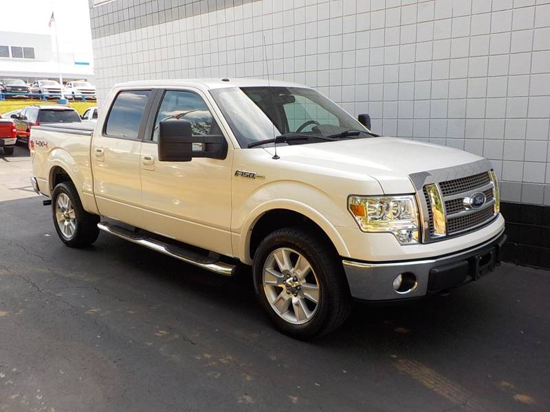 2009 Ford F-150 for sale at C & C MOTORS in Chattanooga TN