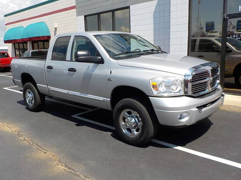 2007 Dodge Ram Pickup 2500 for sale at C & C MOTORS in Chattanooga TN