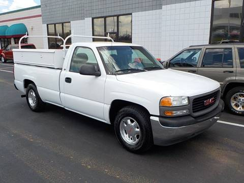 1999 GMC Sierra 1500 for sale at C & C MOTORS in Chattanooga TN