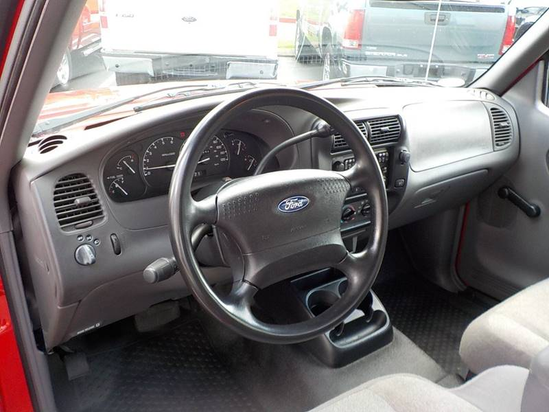 2002 Ford Ranger for sale at C & C MOTORS in Chattanooga TN