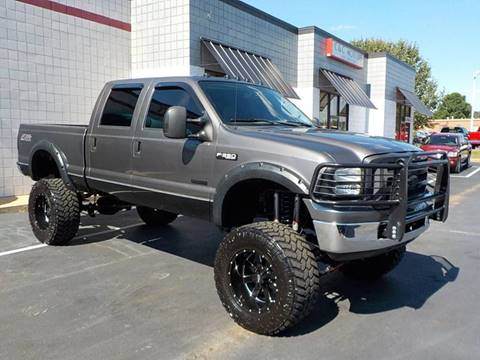 2006 Ford F-350 Super Duty for sale at C & C MOTORS in Chattanooga TN