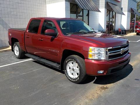 2009 Chevrolet Silverado 1500 for sale at C & C MOTORS in Chattanooga TN