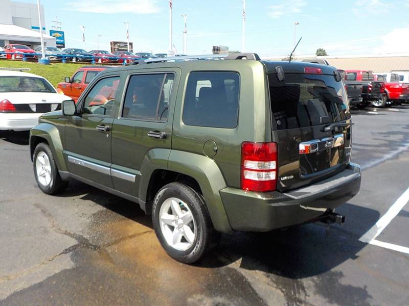 2008 Jeep Liberty for sale at C & C MOTORS in Chattanooga TN