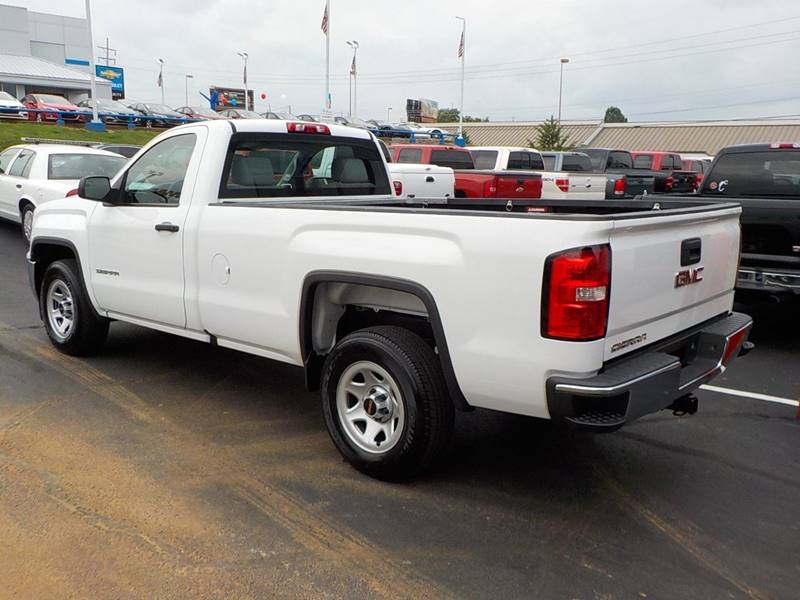2016 GMC Sierra 1500 for sale at C & C MOTORS in Chattanooga TN
