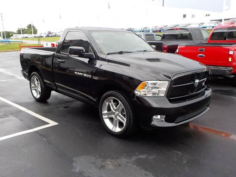 2011 RAM Ram Pickup 1500 for sale at C & C MOTORS in Chattanooga TN