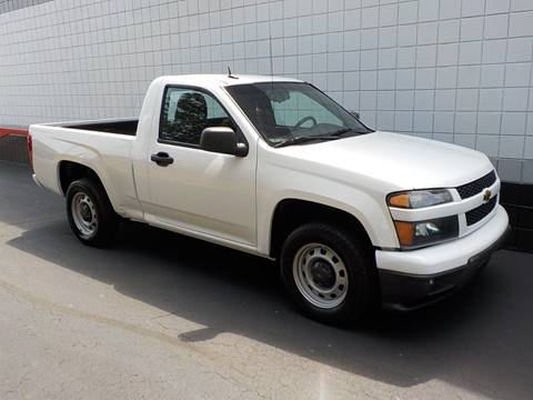 2012 Chevrolet Colorado for sale at C & C MOTORS in Chattanooga TN