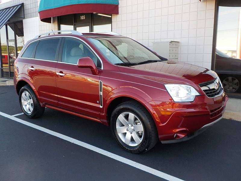 2008 Saturn Vue for sale at C & C MOTORS in Chattanooga TN
