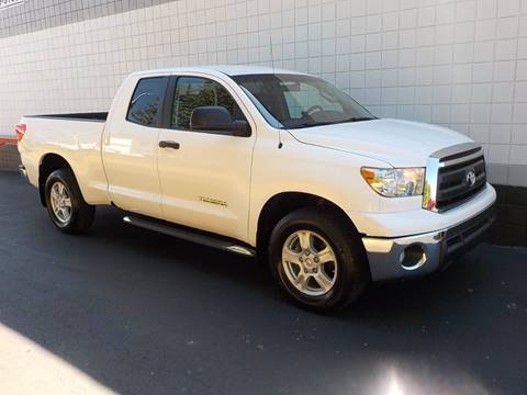 2012 Toyota Tundra for sale at C & C MOTORS in Chattanooga TN