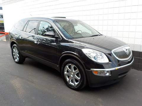 2010 Buick Enclave for sale at C & C MOTORS in Chattanooga TN