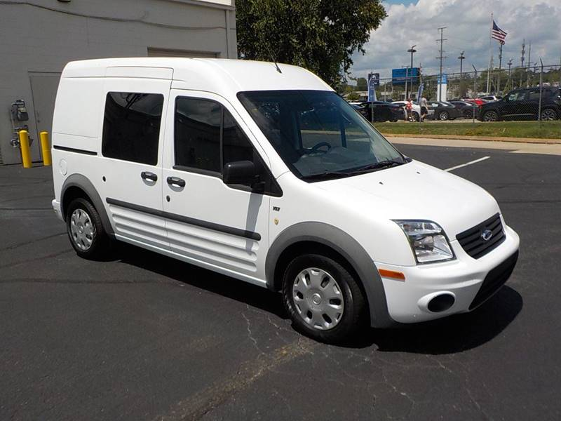 2012 Ford Transit Connect for sale at C & C MOTORS in Chattanooga TN