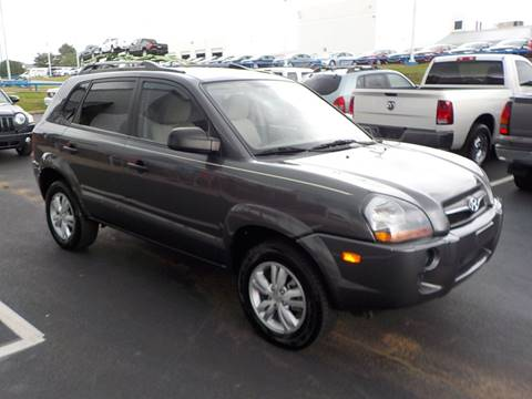 2009 Hyundai Tucson for sale at C & C MOTORS in Chattanooga TN