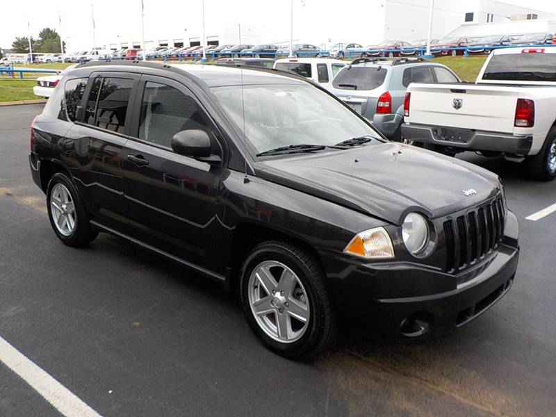 2010 Jeep Compass for sale at C & C MOTORS in Chattanooga TN