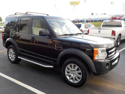 2006 Land Rover LR3 for sale at C & C MOTORS in Chattanooga TN
