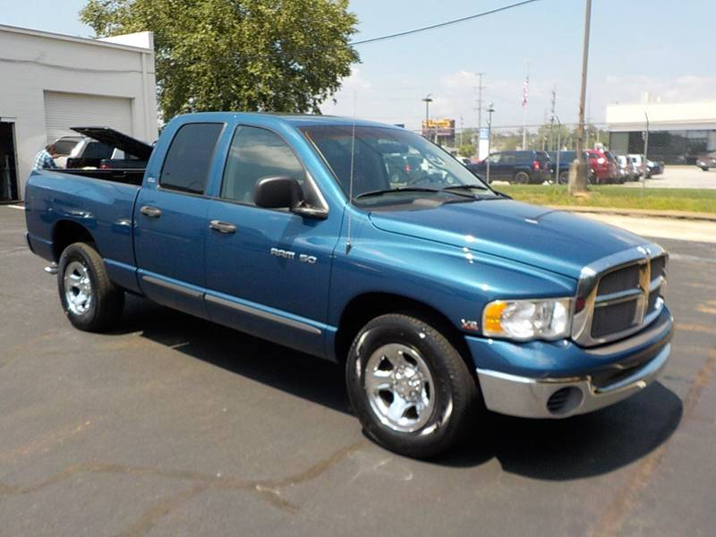 2002 Dodge Ram Pickup 1500 for sale at C & C MOTORS in Chattanooga TN