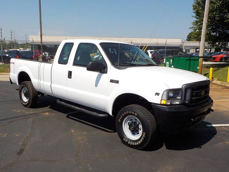 2004 Ford F-350 Super Duty for sale at C & C MOTORS in Chattanooga TN