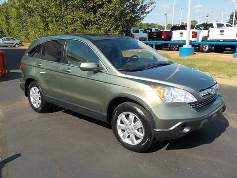 2007 Honda CR-V for sale at C & C MOTORS in Chattanooga TN
