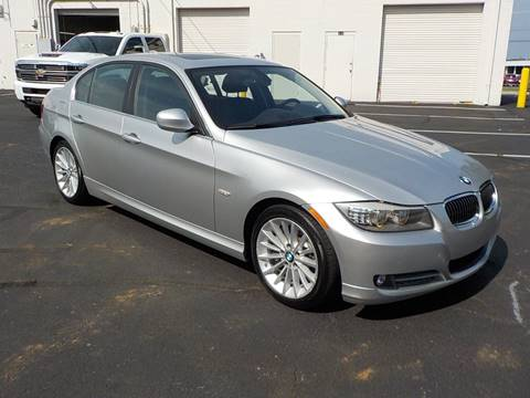 2011 BMW 3 Series for sale at C & C MOTORS in Chattanooga TN